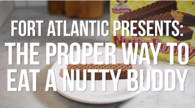 How to Eat a Nutty Buddy®