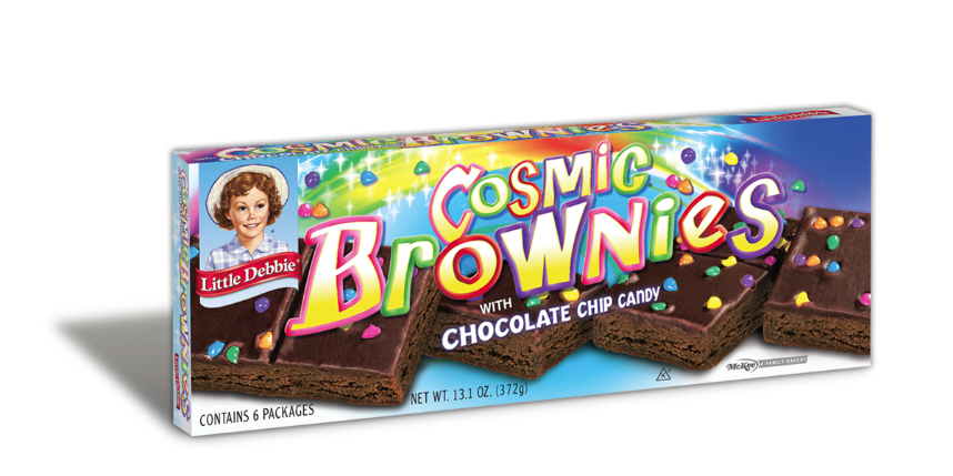 Image result for cosmic brownies