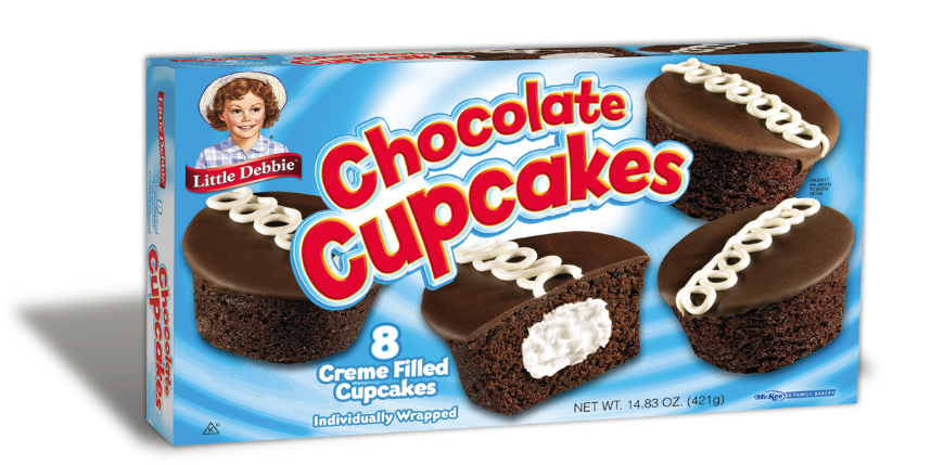 Chocolate Cupcakes Little Debbie
