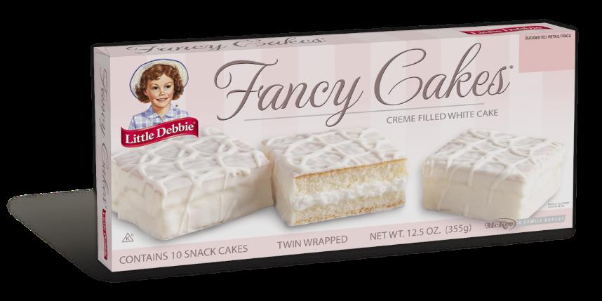 Little Debbie Chocolate Fancy Cakes