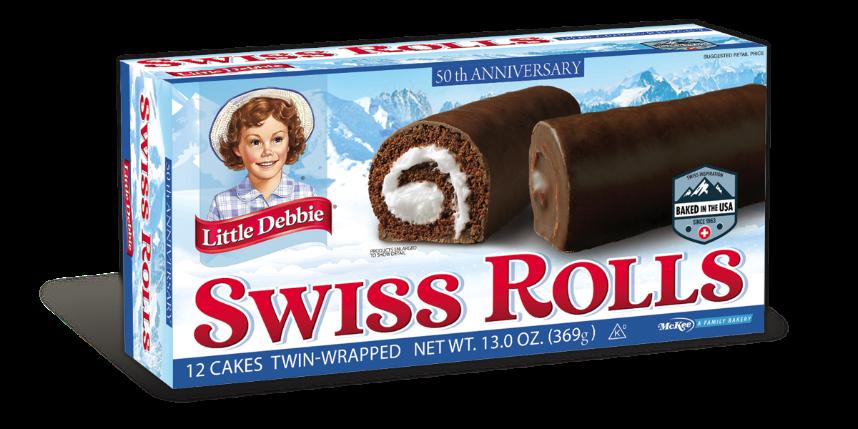 Chocolate Debbie Cakes