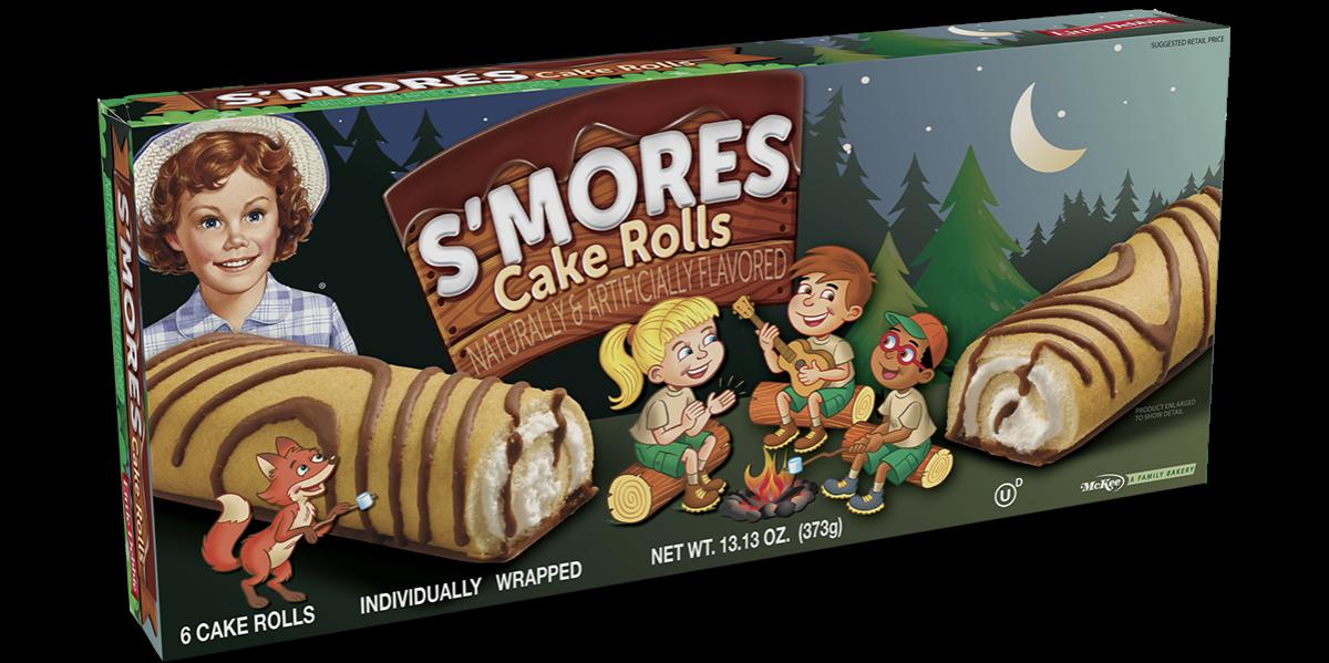 Swiss Roll Little Debbie Cakes