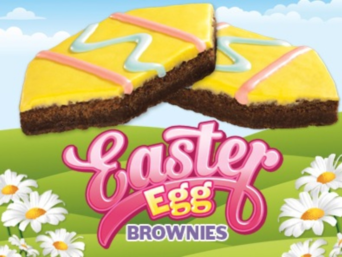 Little Debbie® Easter Egg Brownies