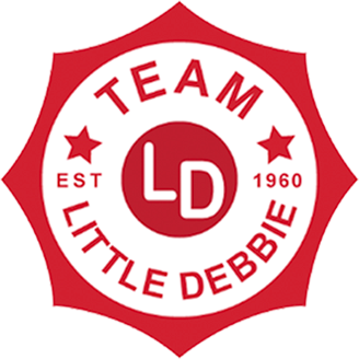 Image result for team little debbie logo