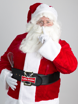 Ross Ian Vance as Santa