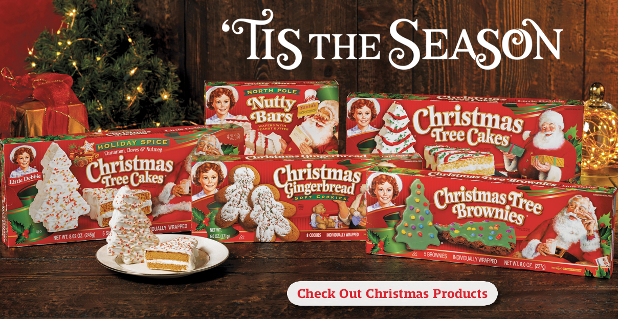 Little debbie unwrap a smile this christmas sweepstakes win