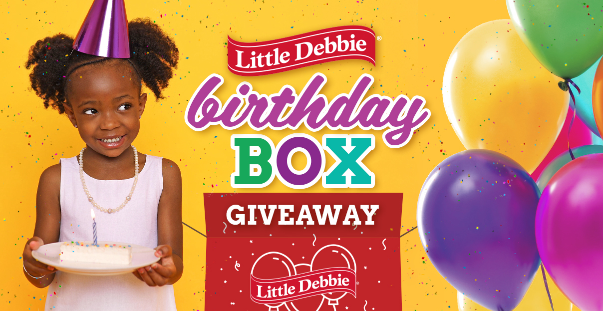 Birthday Box Giveaway