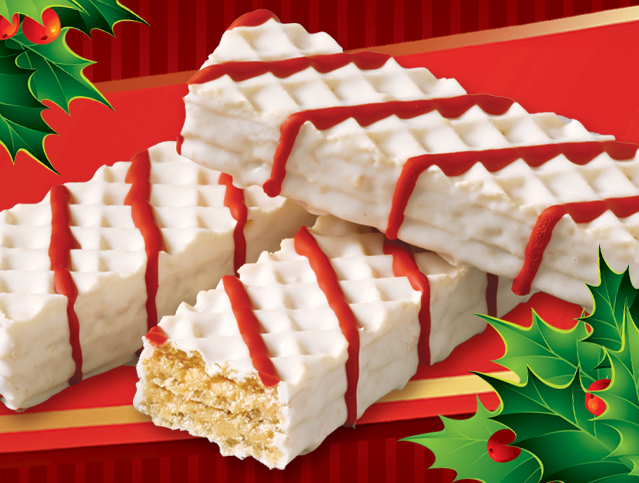 North Pole Nutty Buddy® Wafer Bars