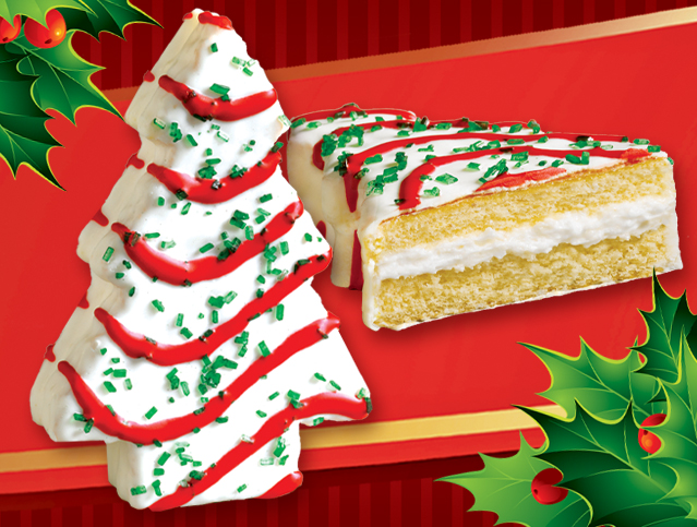 Christmas Tree Cakes® - Van