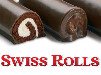 Swiss Rolls Little Debbie