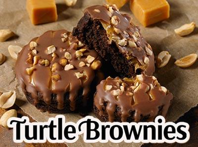 Turtle Brownies Little Debbie