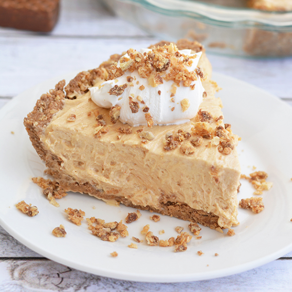 No Bake Peanut Butter Nutty Buddy® Pie thumbnail